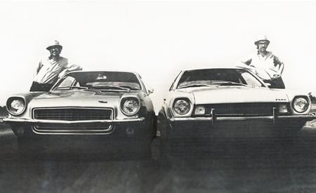 Chevrolet Vega vs. Ford Pinto