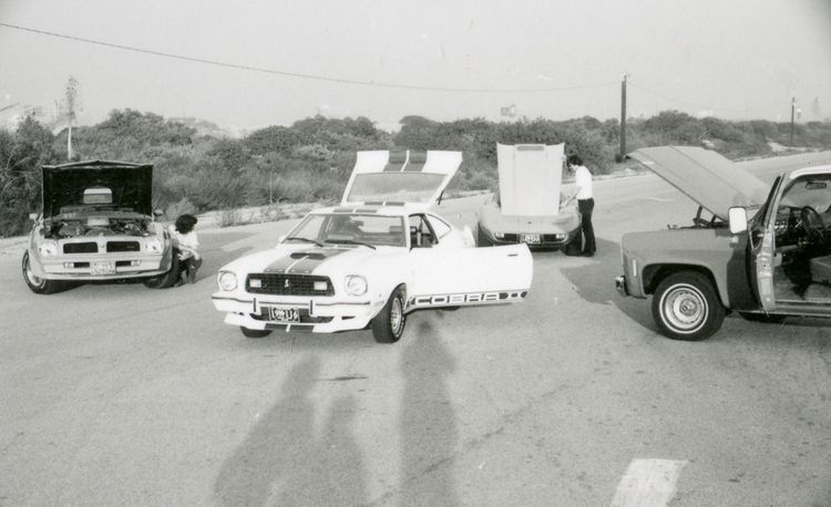 Chevy Corvette vs. Dodge Dart, Pontiac Firebird, Chevy Silverado, Ford Mustang