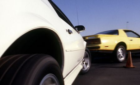 In Search of the Best American GT Car: Ford Mustang GT vs. Chevrolet Camaro IROC-Z, Pontiac Firebird Formula