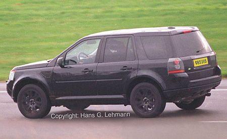 2007 Land Rover Freelander