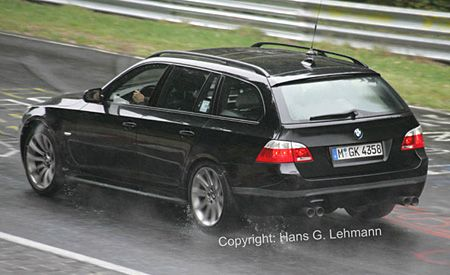 BMW M5 Wagon