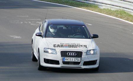 2008 Audi RS 6 Sedan and RS 6 Avant