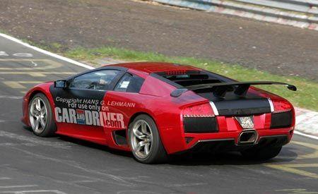 2008 Lamborghini Murciélago Superleggera