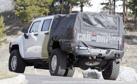 2009 Hummer H3 SUT