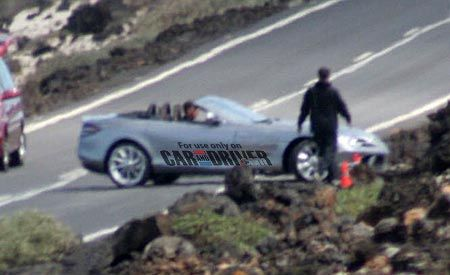 2009 Mercedes-Benz SLR McLaren Roadster