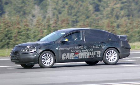 2009 Opel Vectra / 2011 Saturn Aura