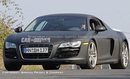 2009 Audi R8-RS?