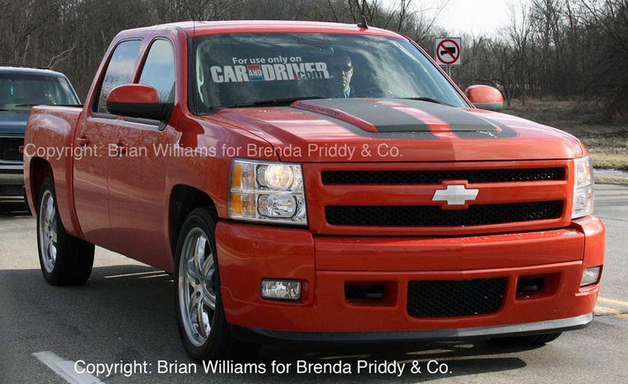 2009 Chevrolet Roush Silverado