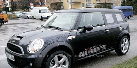 Mini Recently Confirmed That It Intended To Maximize The Cooper With A Crossover Variant Seemingly Name Crossman
