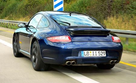 2009 Porsche 911 Carrera S - Look for 385 hp and a 7-speed Dual-Clutch PDK Transmission