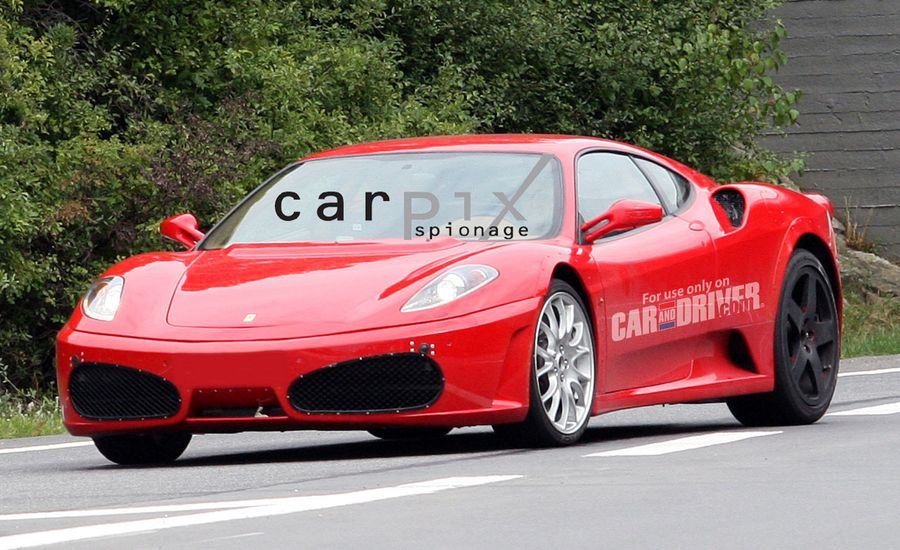 2011 Ferrari FX / FX70