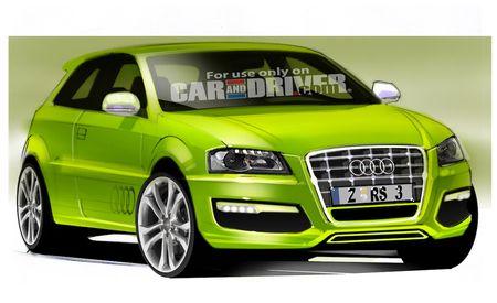 2010/11 Audi RS3