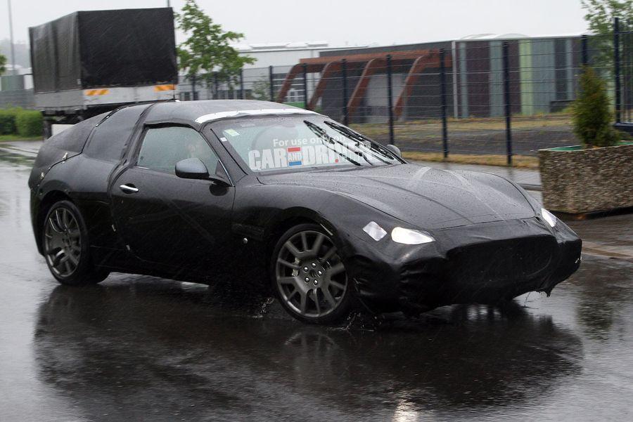 2010 Maserati GranTurismo Spyder