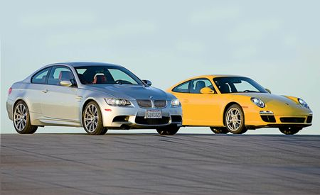 2009 Porsche 911 Carrera vs. 2009 BMW M3