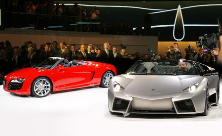 Speeders' Dozen: The Top 13 Frankfurt Supercar Debuts