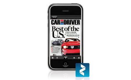 Car and Driver Magazine Digital Edition
