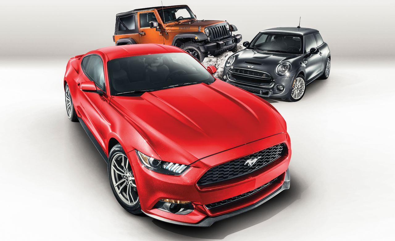 July 2014: 30 Cars Under $30K, Morgan 3-Wheeler, and More!