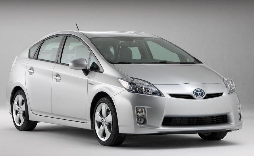 2010 Toyota Prius - Slide 23