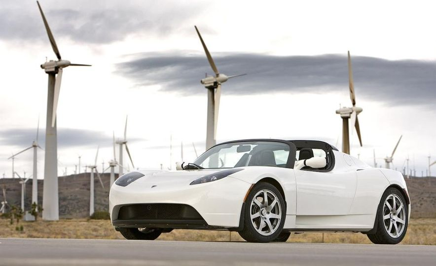2009 Tesla Roadster - Slide 2