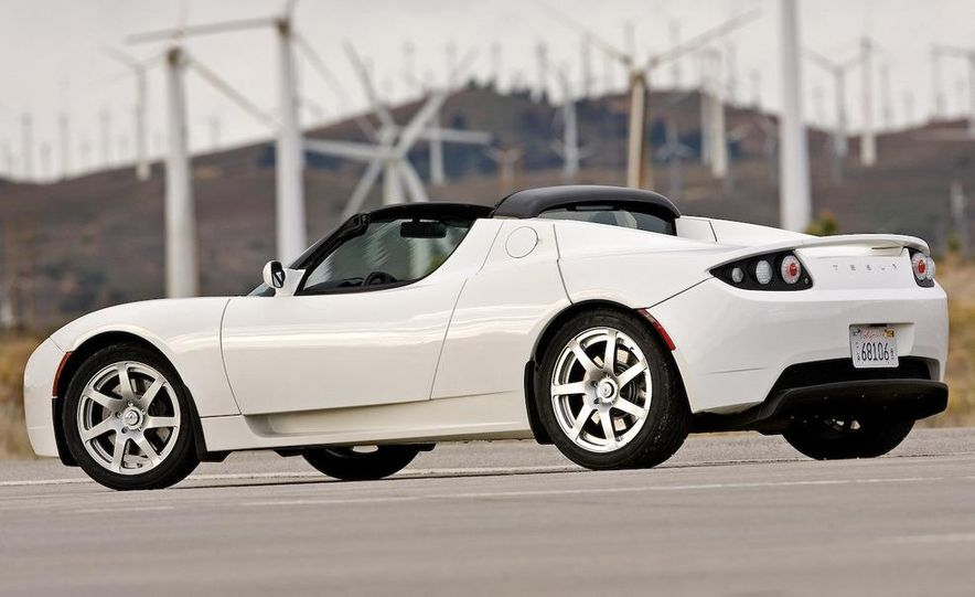 2009 Tesla Roadster - Slide 3