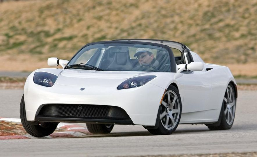 2009 Tesla Roadster - Slide 4