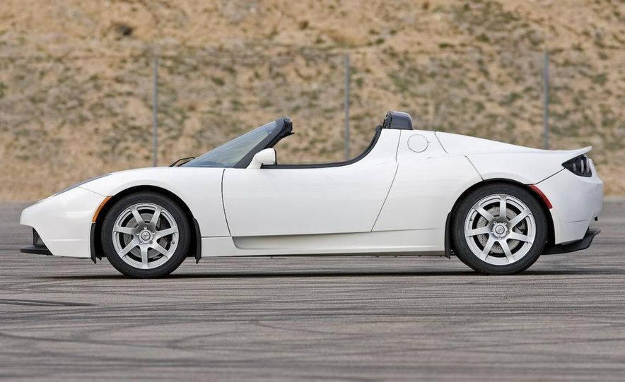 2009 Tesla Roadster - Slide 7