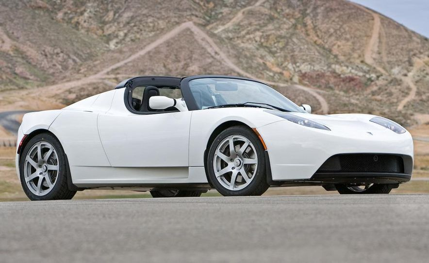 2009 Tesla Roadster - Slide 20