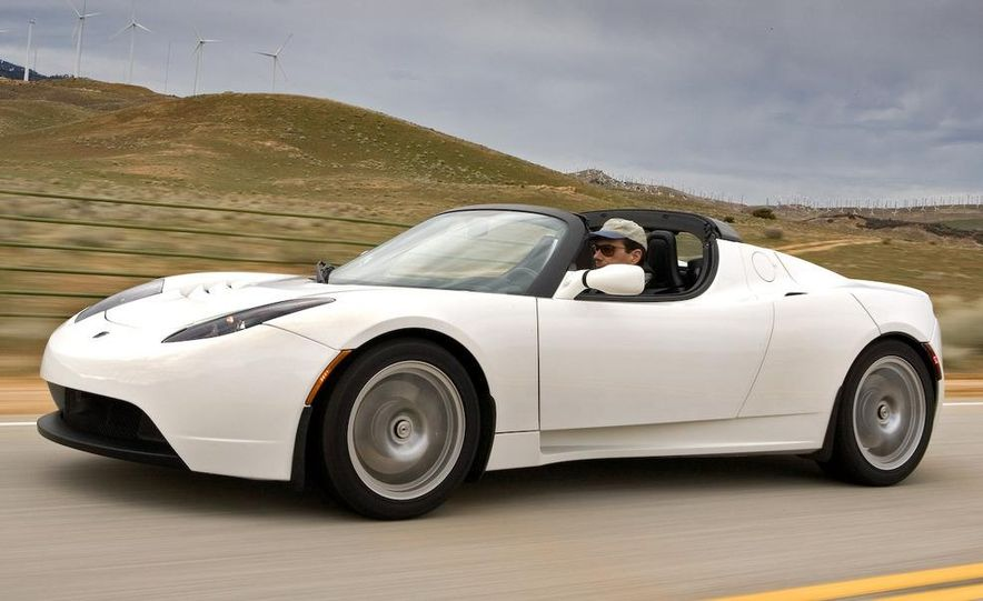 2009 Tesla Roadster - Slide 21