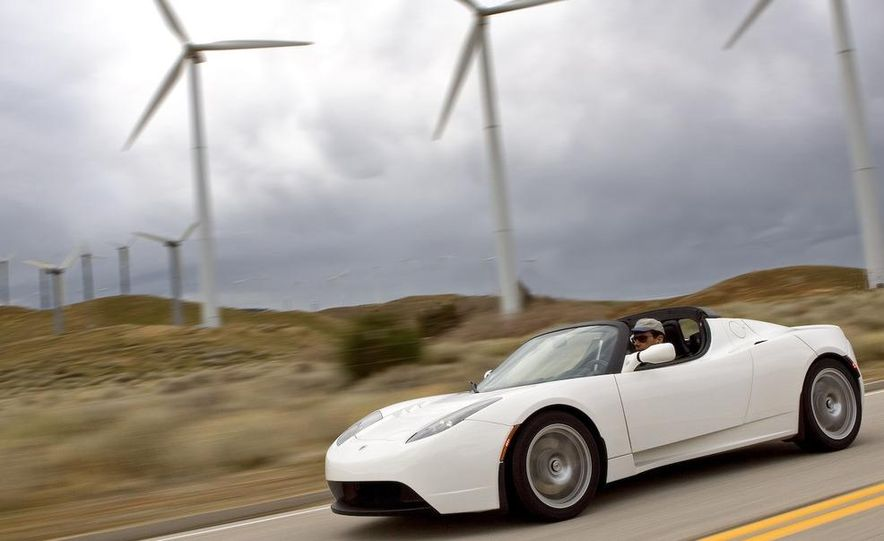 2009 Tesla Roadster - Slide 22