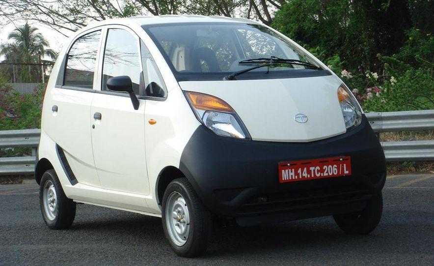 2009 Tata Nano - Slide 1