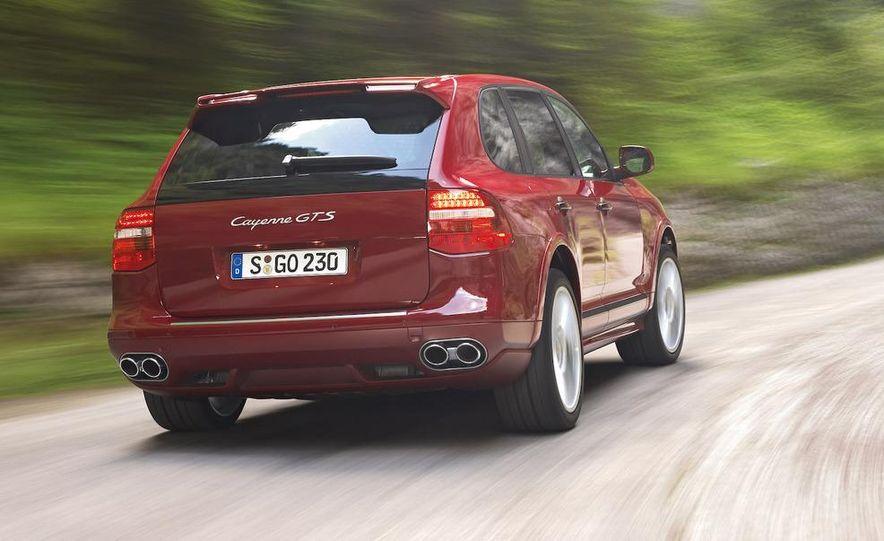 2010 Porsche Cayenne GTS Design Edition 3 - Slide 25