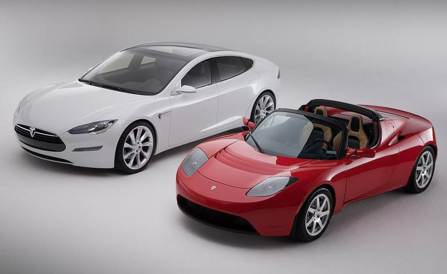 2012 Tesla Model S - Slide 30