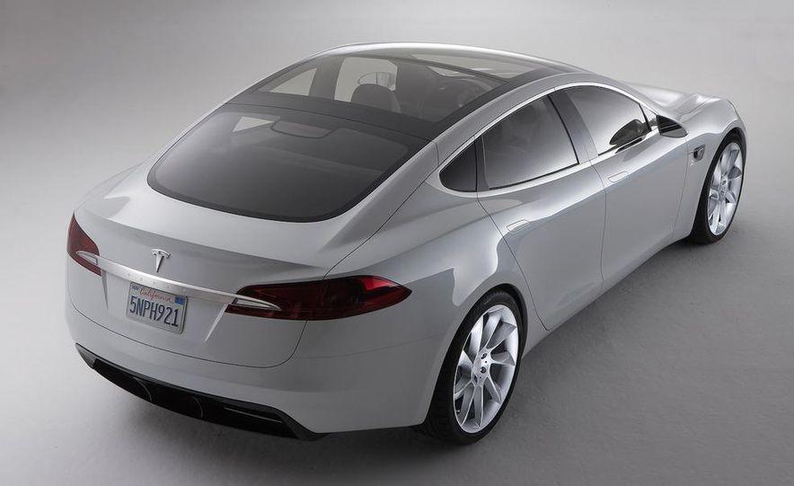 2012 Tesla Model S - Slide 28