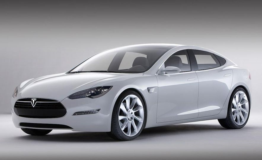 2012 Tesla Model S - Slide 23