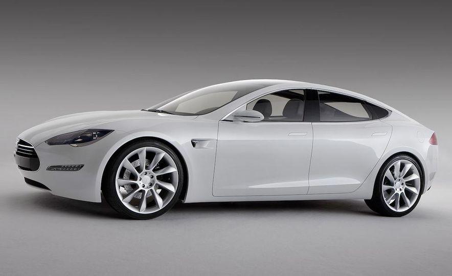 2012 Tesla Model S - Slide 25
