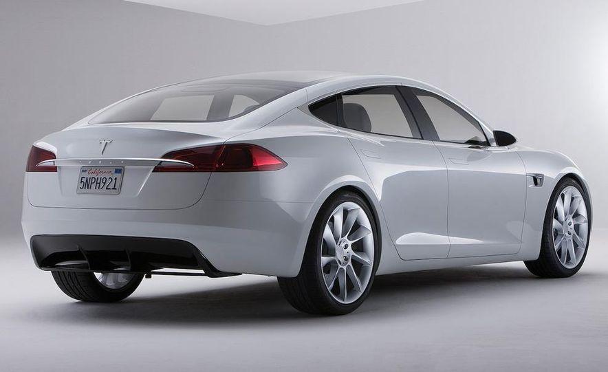 2012 Tesla Model S - Slide 27