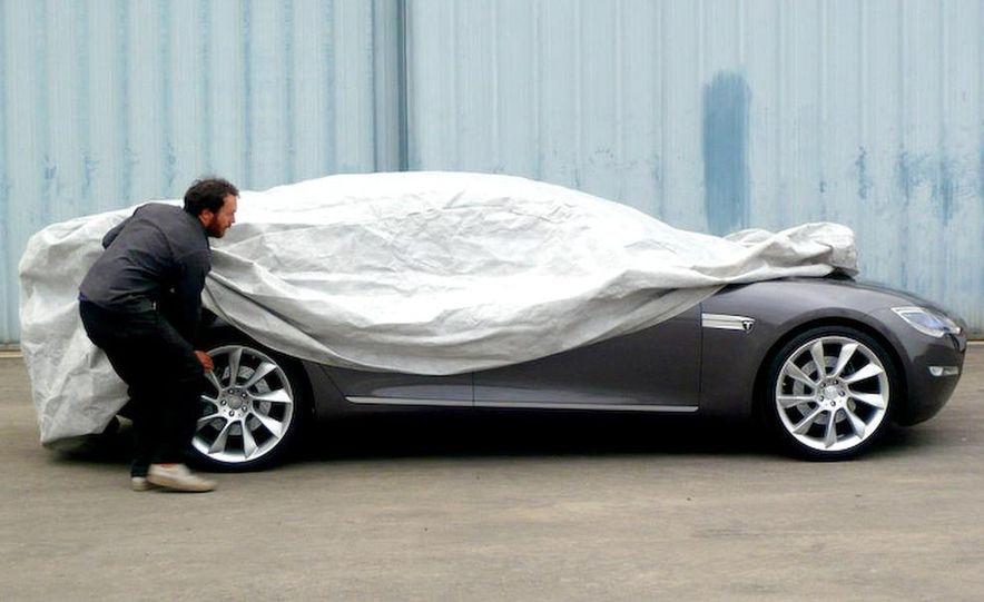 2012 Tesla Model S - Slide 34