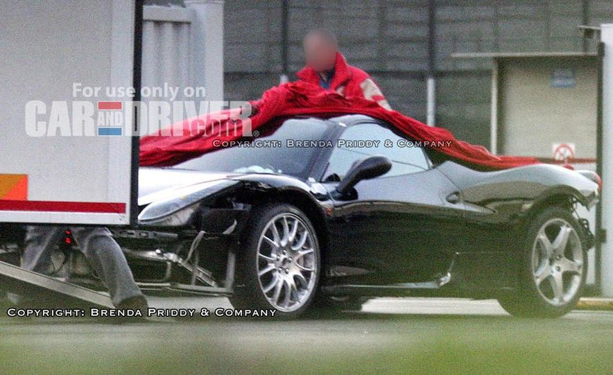 2010 Ferrari F450 (spy photo) - Slide 3