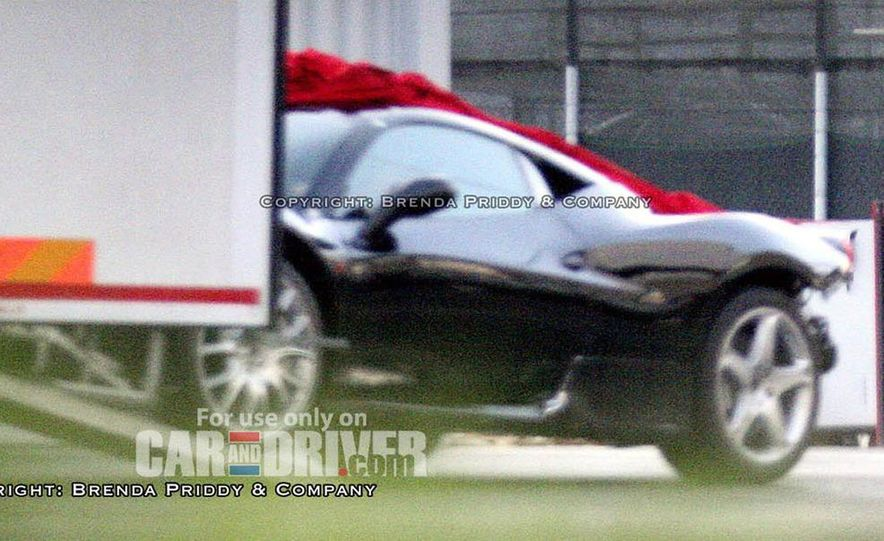 2010 Ferrari F450 (spy photo) - Slide 4