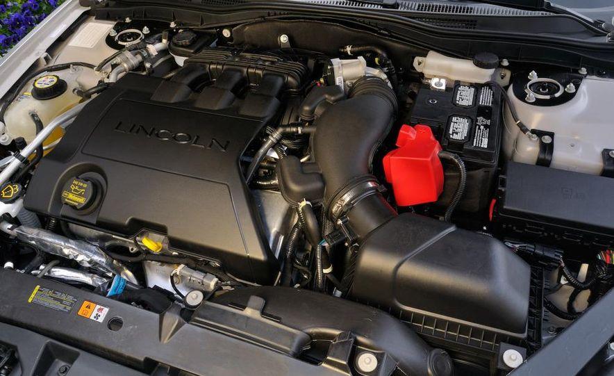 2010 Lincoln MKZ - Slide 6