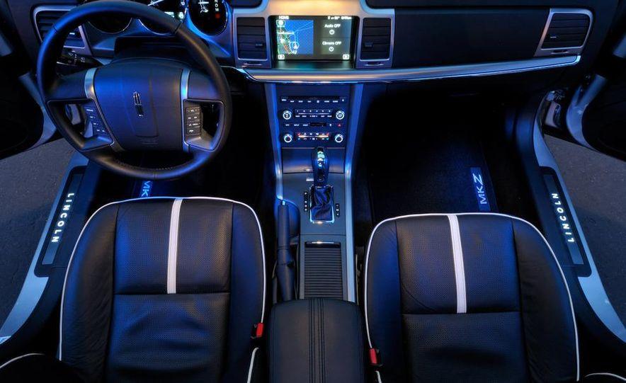 2010 Lincoln MKZ - Slide 19