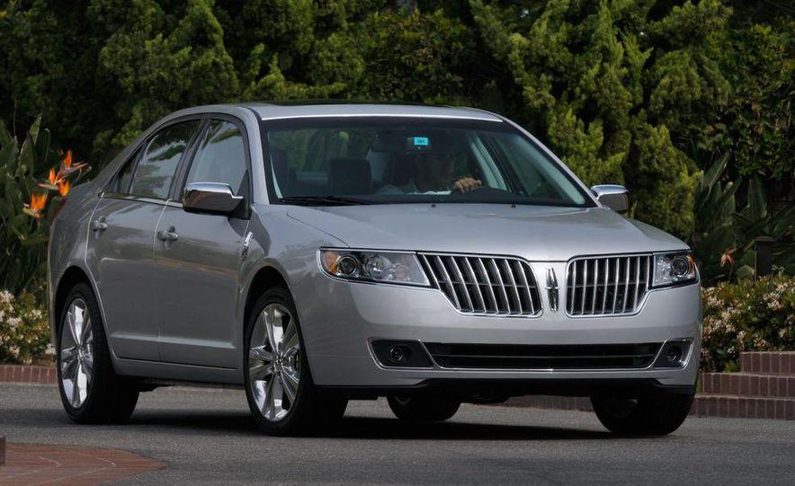 2010 Lincoln MKZ - Slide 4