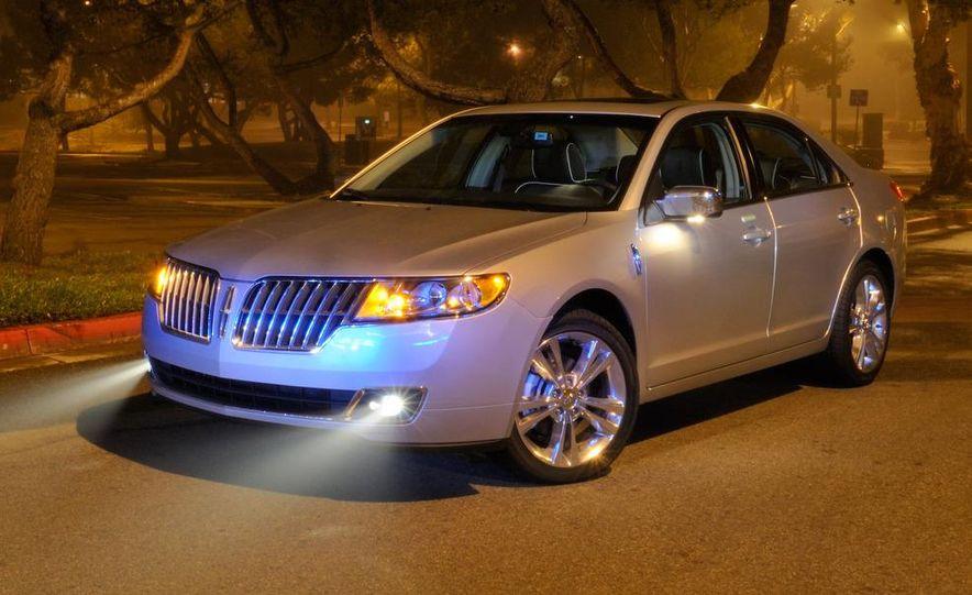 2010 Lincoln MKZ - Slide 15