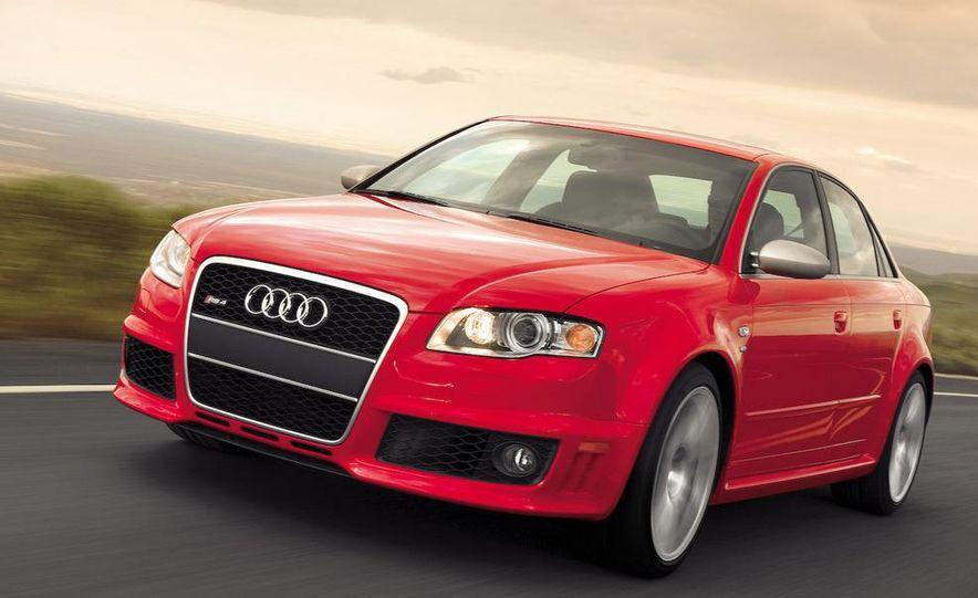 2011 Audi RS 5 (spy photo) - Slide 20