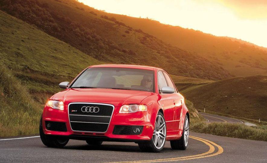 2011 Audi RS 5 (spy photo) - Slide 21
