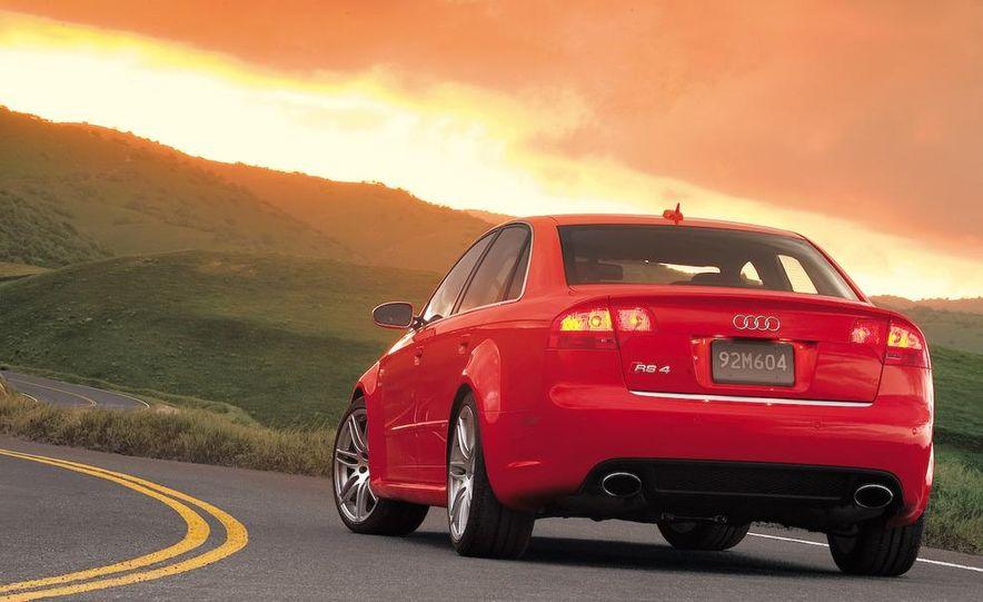 2011 Audi RS 5 (spy photo) - Slide 22