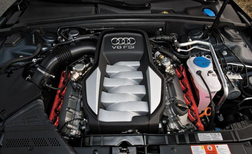2011 Audi RS 5 (spy photo) - Slide 8