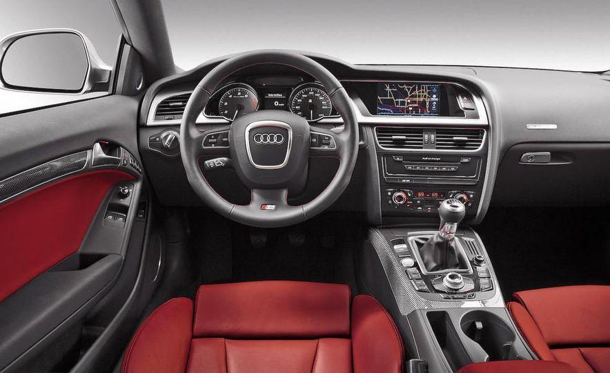 2011 Audi RS 5 (spy photo) - Slide 7
