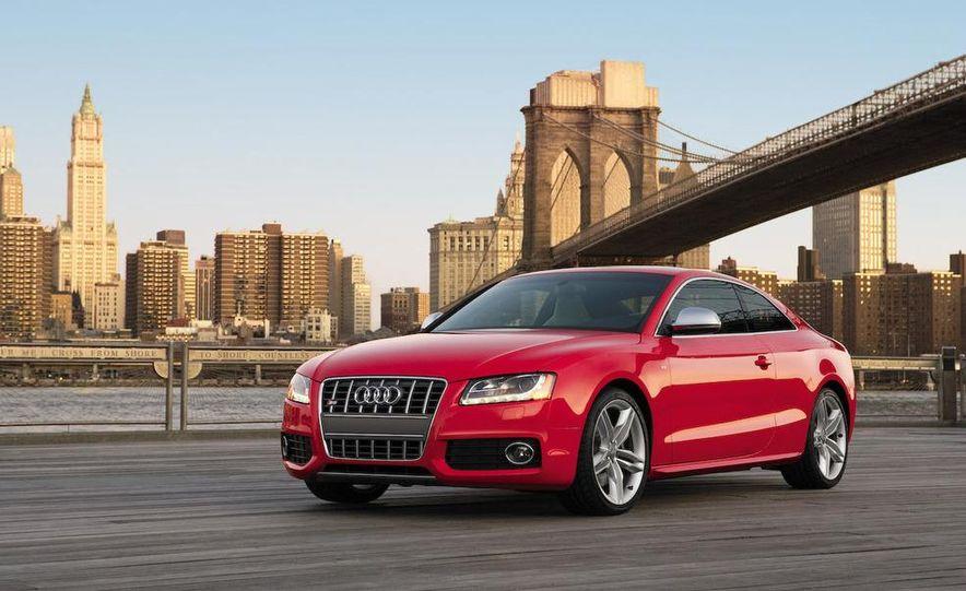 2011 Audi RS 5 (spy photo) - Slide 9