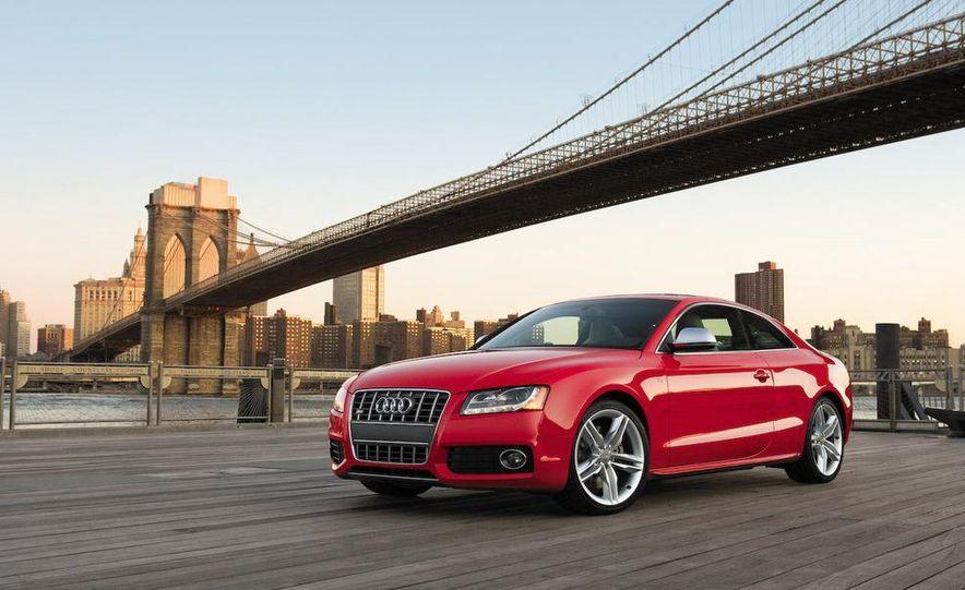 2011 Audi RS 5 (spy photo) - Slide 10